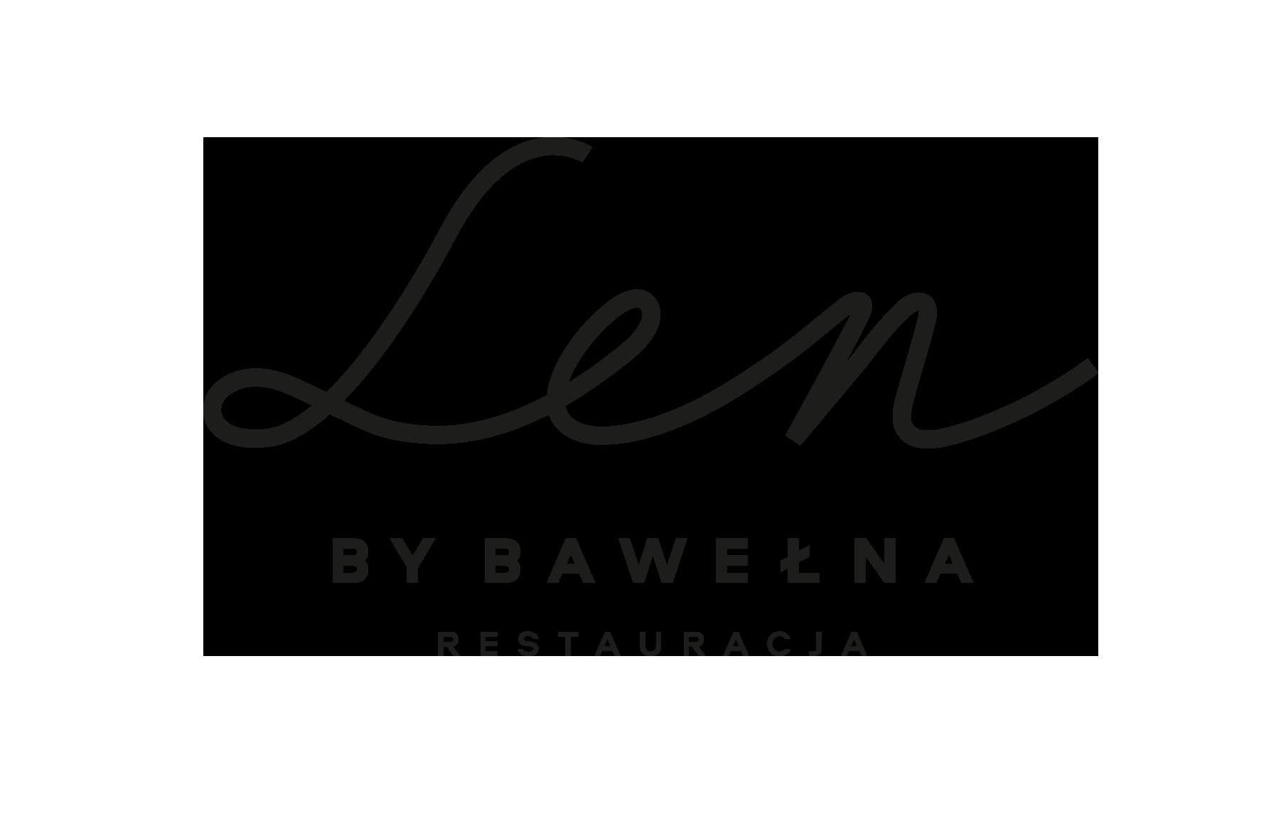 Len i Bawełna Logo