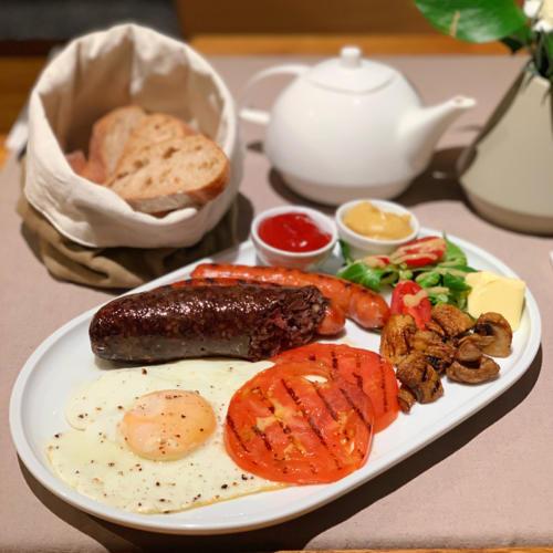 śniadanie po polsku